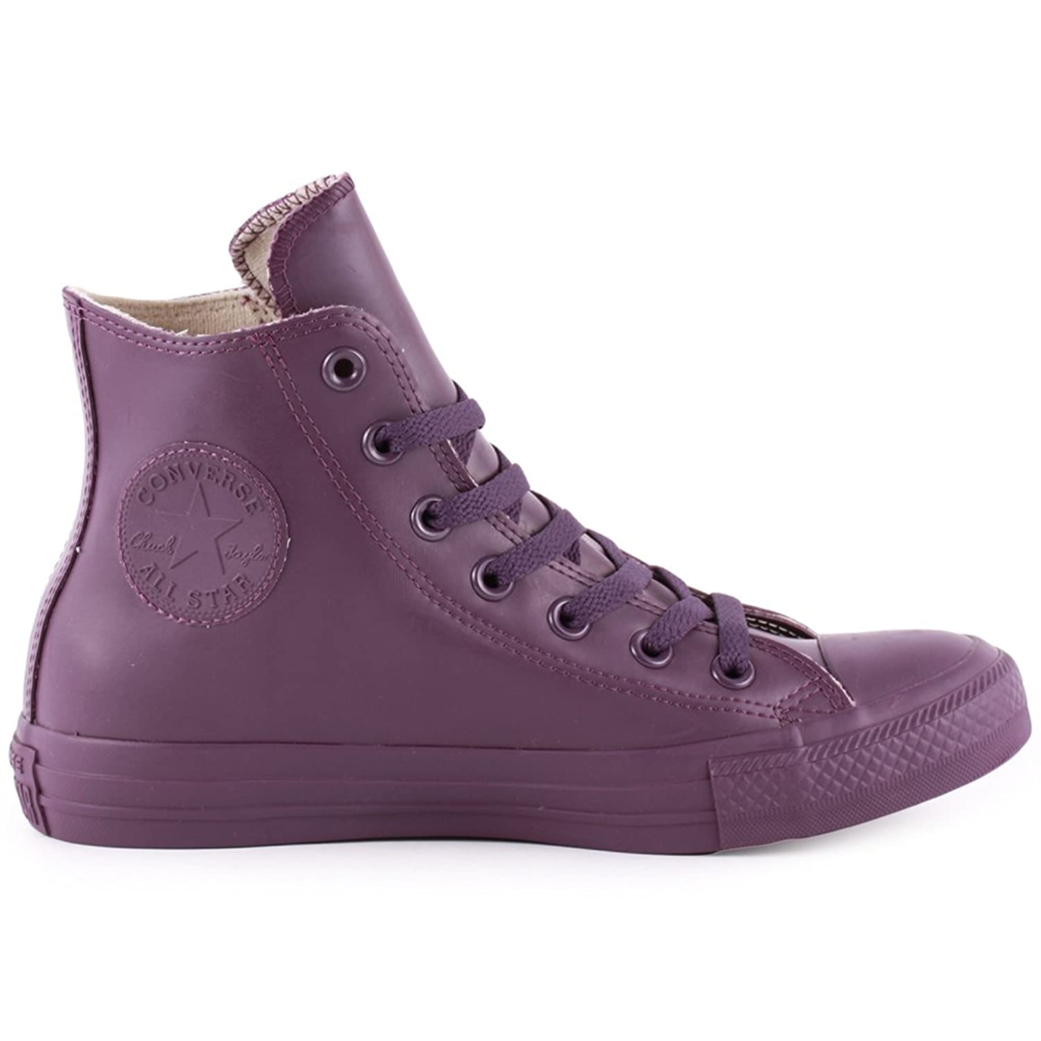 Chucks - CT RUBBER HI 144741C - Elderberry, Schuhgröße:36.5 Converse