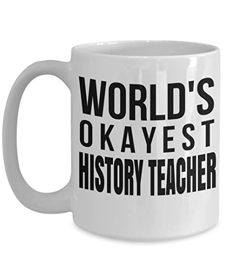 Amazon com: Best History Teacher Gifts - Funny History