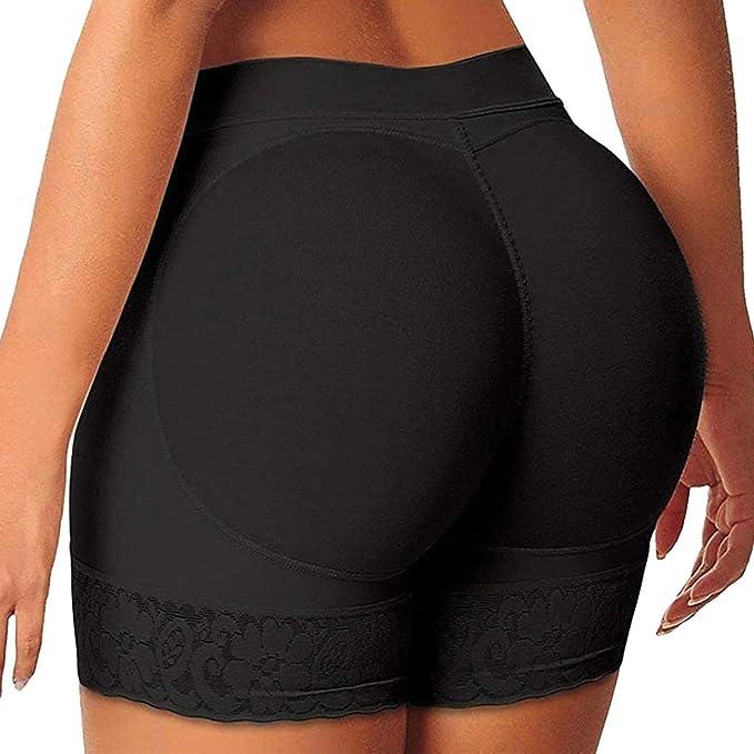 Seamless Butt Lift Booster Booty Lifter Tummy Control Enhancer High Waist Shaper