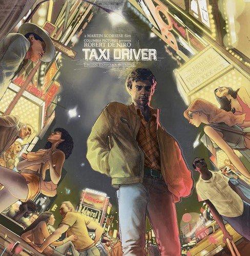 Taxi Driver-40th Anniv [Analog]                                                                                                                                                                                                                                                    <span class=