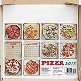 Pizza! 2018 Wall Calendar