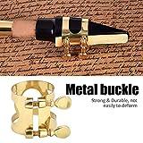 Dilwe Sax Mouthpiece kit, Tenor Sax Saxophone ABS
