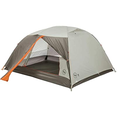 RT One Size Silver/Gray Spur Copper MtnGLO 3-Person 3-Season HV UL3 Tent: Garden & Outdoor