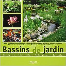 Amazonfr Bassins De Jardin Conception Réalisation