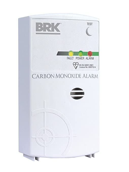 BRK Dicon CO850Mi - Detector de monóxido de carbono (requiere electricidad)