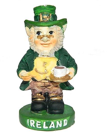 Irish Gentleman Leprechaun Figurines