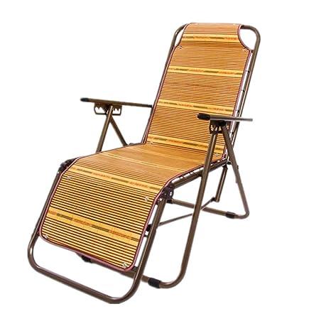 Sensational Amazon Com Runwei Folding Lunch Break Bamboo Chair Outdoor Ncnpc Chair Design For Home Ncnpcorg