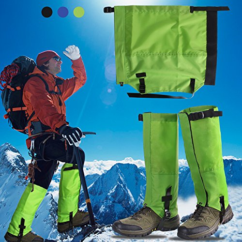 Gaiters Waterproof Anti tear Climbing Mountain