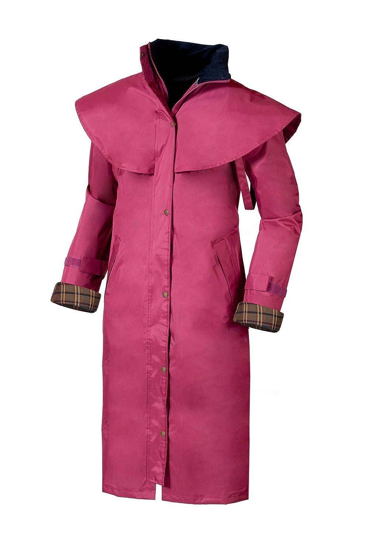 Target Dry - Abrigo - para mujer - Loganberry: Amazon.es: Ropa y accesorios