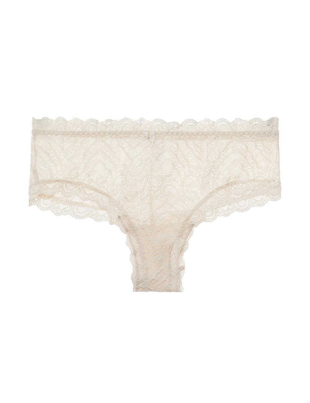 d06d6e2fd671 Intimissimi Womens Brazilian-Style Lace Culotte: Amazon.co.uk: Clothing