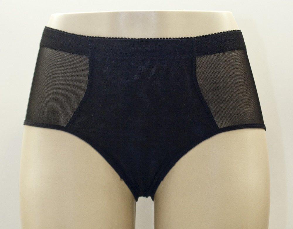 1b9661311c6e Amazon.com: Silicone Padded Panties Brief Underwear Power Shapewear  Black/beige (Medium, Beige): Health & Personal Care