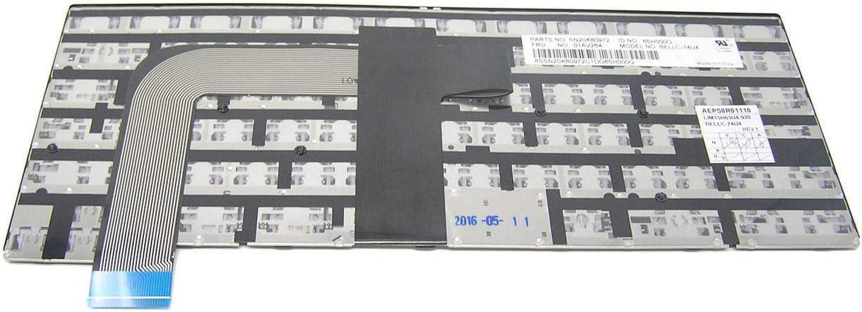 New Keyboard for Lenovo ThinkPad Chromebook 13 Keyboard US SN20K80972