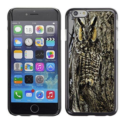 "Premio Sottile Slim Cassa Custodia Case Cover Shell // F00027408 owl camouflé // Apple iPhone 6 6S 6G 4.7"""