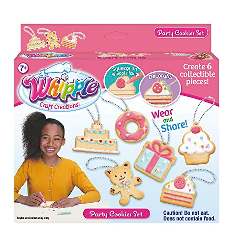 Whipple Decorated Cookie Set