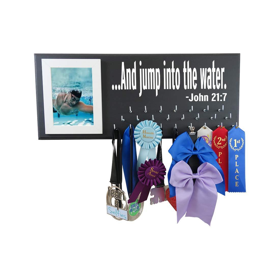 Amazon.com: runningonthewall Medallas de natación lazos Kids ...