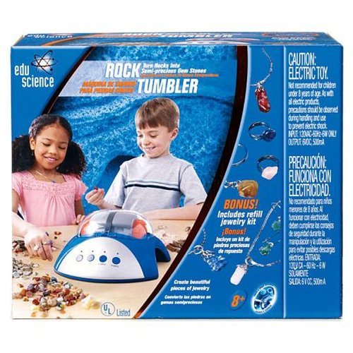 Edu Science Rock Tumbler (DO & DISCOVER BY EDU SCIENCE ROCK)