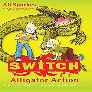 Alligator Action Audiobook