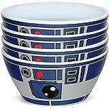 Star Wars R2-D2 Bowl Set of 4