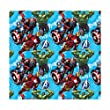 Marvel Avengers Assemble Gift Wrap Wrapping Paper