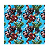 Marvel Avengers Wrapping Paper