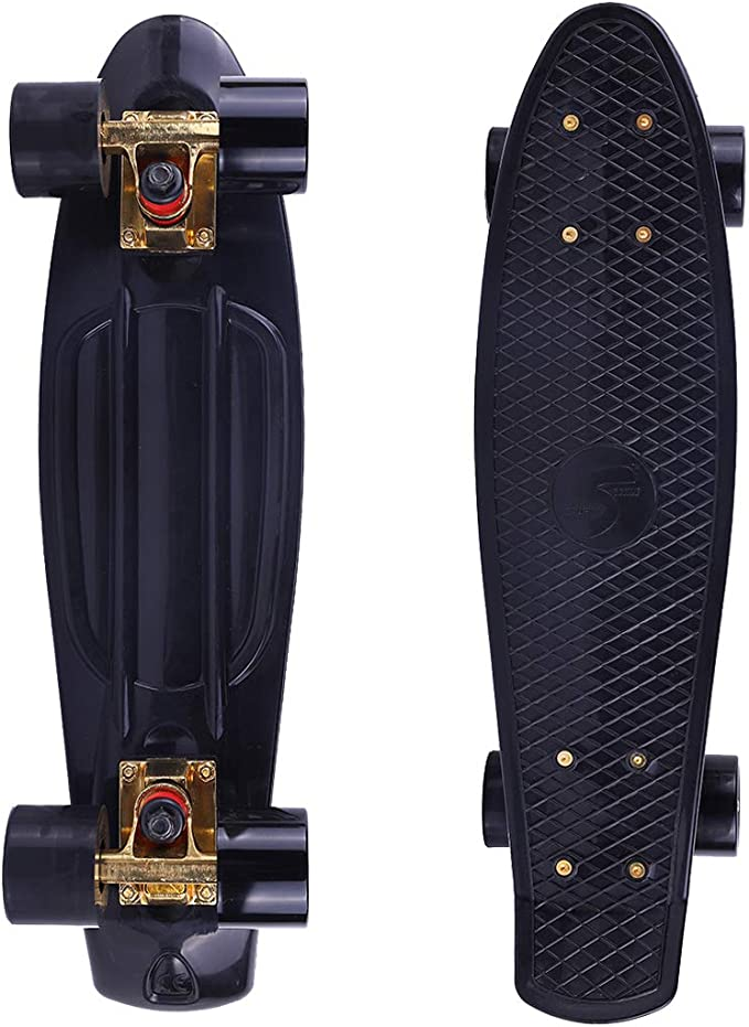 FixtureDisplays 22 Skateboard Cruiser 15192-FBA