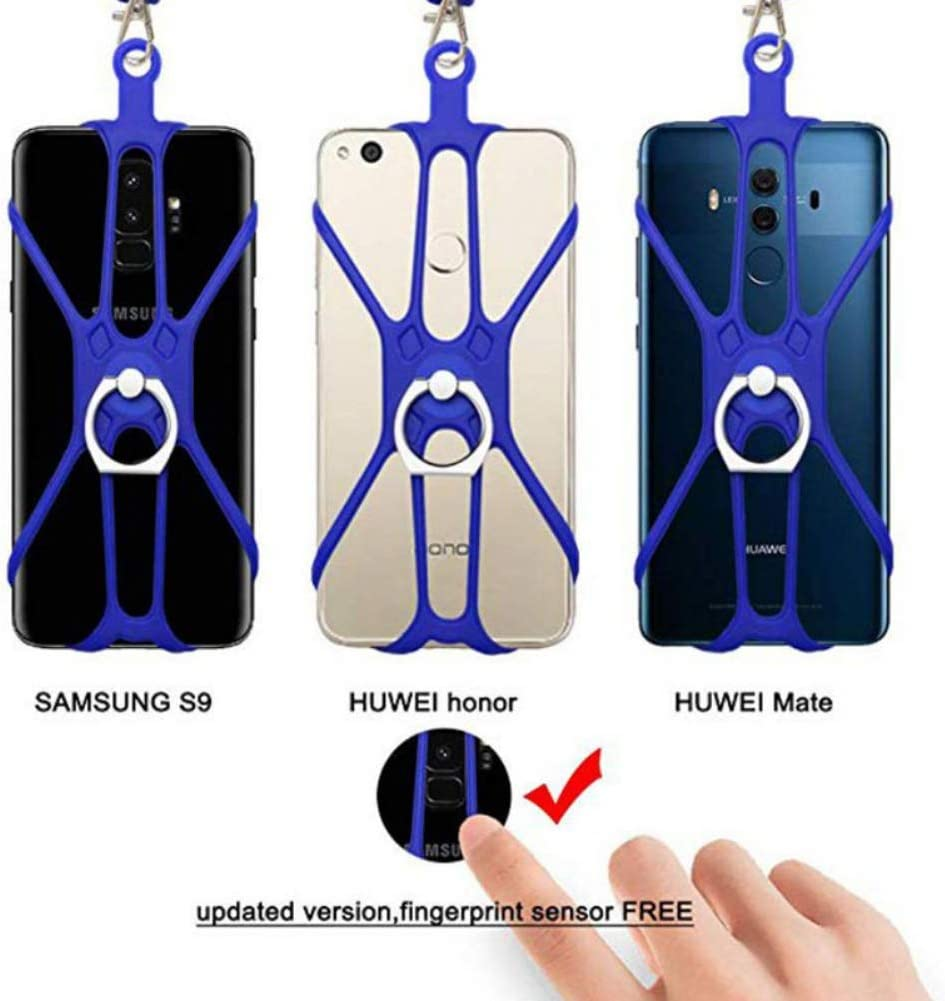 ZAVAREA Phone Lanyard Universal Smartphone Cover Silicone Case ...