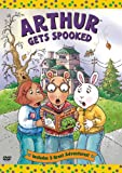 Arthur: Arthur Gets Spooked (The Scare Your Pants Off Club, Friday the 13th, The Boy Who Cried Comet)