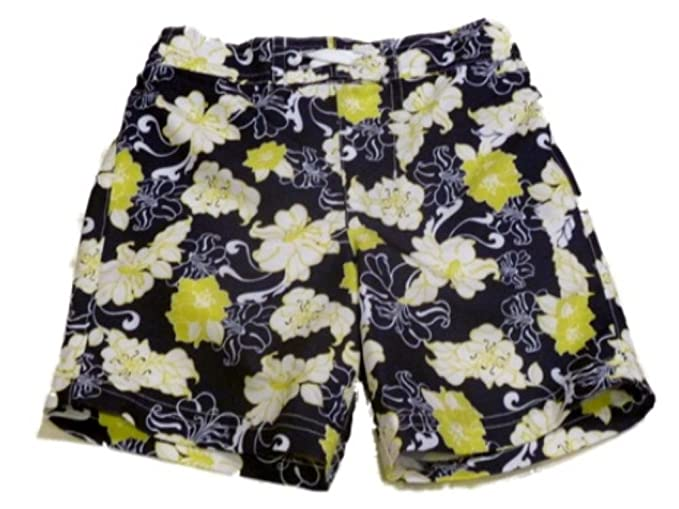c1ce8f7e7f Fun Sun Infant Toddler Boys Blue Green Hawaiian Swim Trunks Board Shorts 4T