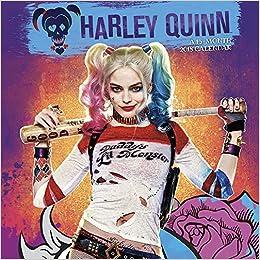 Calendrier Gotham.Harley Quinn 2018 Wall Calendar Trends International