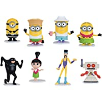 8-Pack Despicable Me Surprise Figure Set