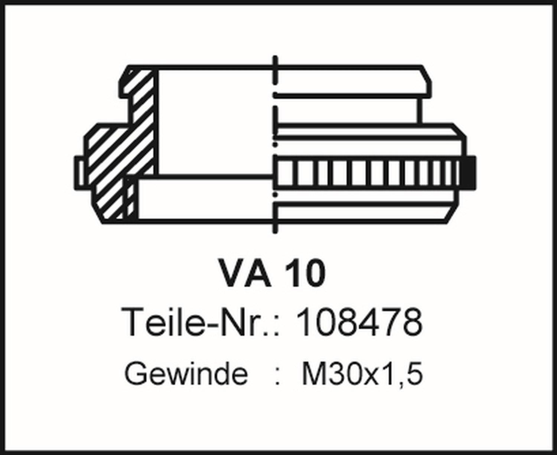 Ventilanpassung VA10