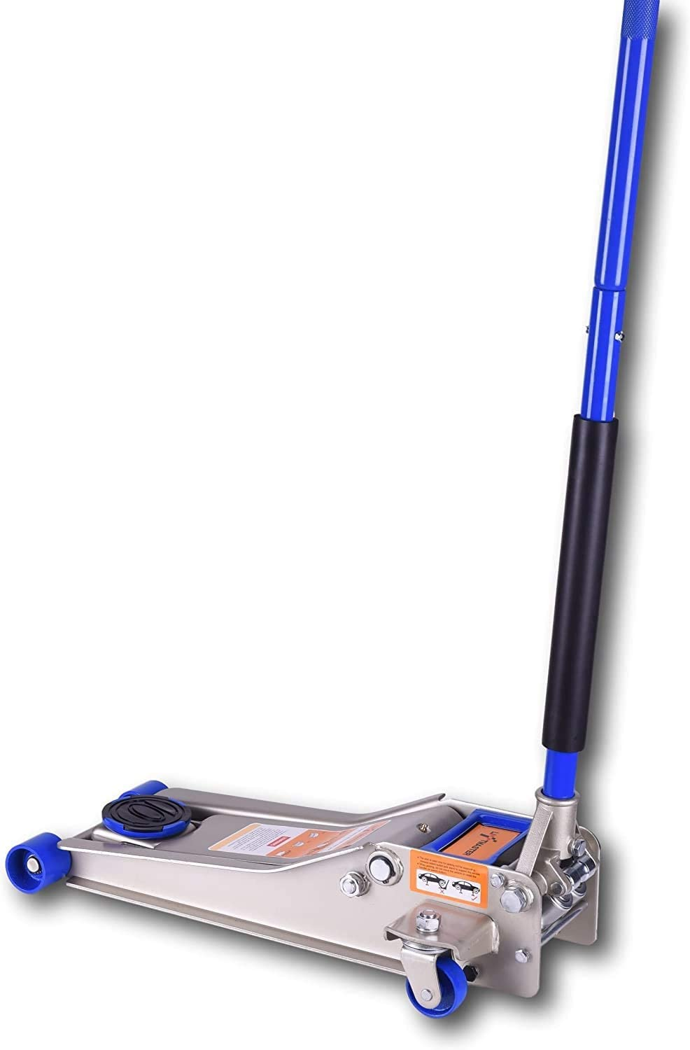 liftmaster 3 Ton Heavy Duty Ultra Low Profile Floor Jack with Quicklift Ver 2