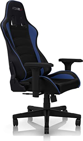 Gaming Chair Recliner PC Racing Computer Seat Swivel Office ATOM RS BlackEdition