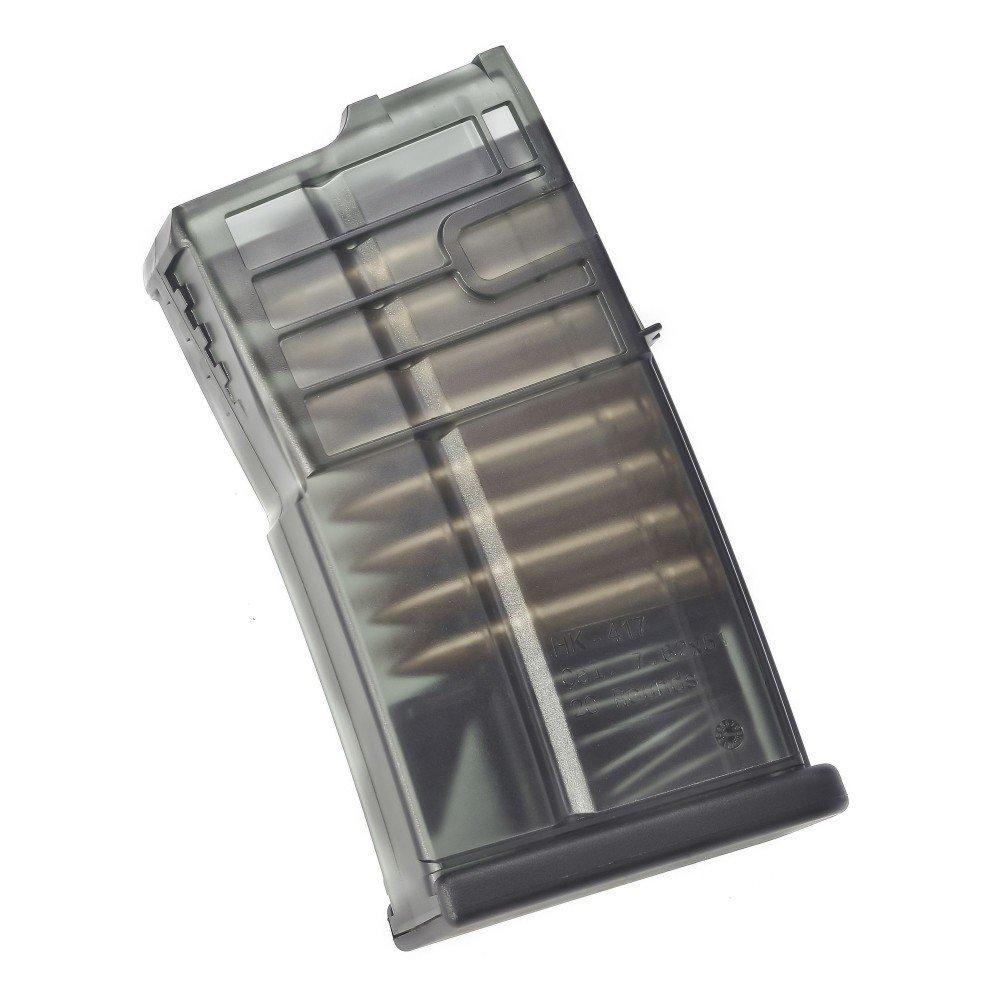 CHARGEUR AEG H& K POUR HK 417 D 100 BILLES UMAREX 259451 AIRSOFT PISTOLET FUSIL A BILLE HECKLER KOCH