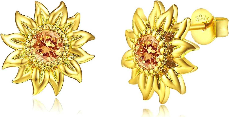 Valentines day gift Hoop earrings Rose earrings minimalist earrings geometric earrings dangle earrings Rose quartz earrings