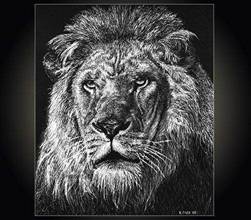 - Lithograph print