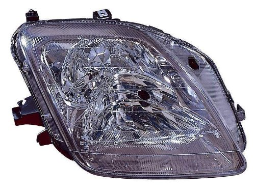 Honda Prelude 97 98 99 00 01 Bb6 Head Light Lamp Passenger Rh (A02 Headlamp)