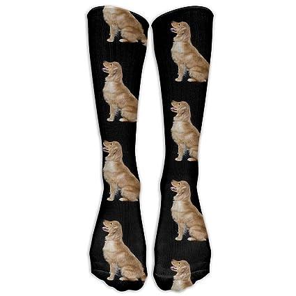 Amazon Com Golden Retriever Dogs Knee High Graduated Compression