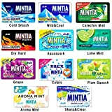 Mintia Assortment 0.2oz 11Types Japanese Tablet