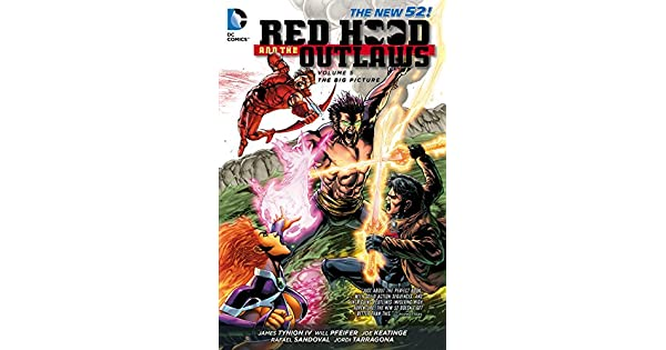 Amazon.com: Red Hood and the Outlaws Vol. 5 (The New 52 ...