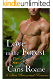 Love in the Forest: A Short Paranormal Romance (The Flame Series)