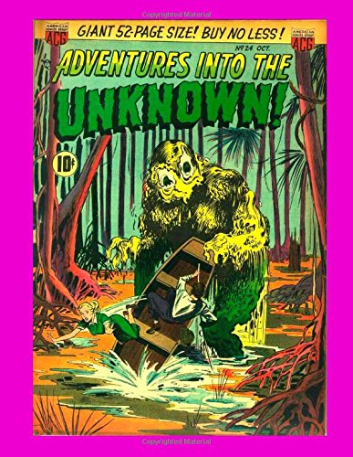 Download Adventures Into The Unknown #24 pdf epub
