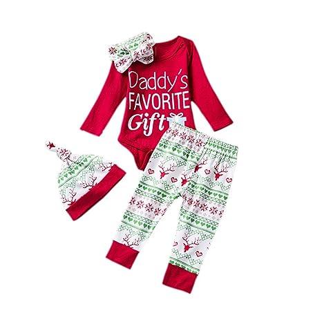 Bebé Pelele favoritas de Papá regalo Tops + pantalones de ...