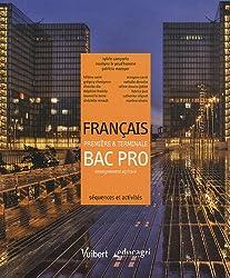 Français 1e et Tle Bac Pro enseignment agricole : Séquences et activités