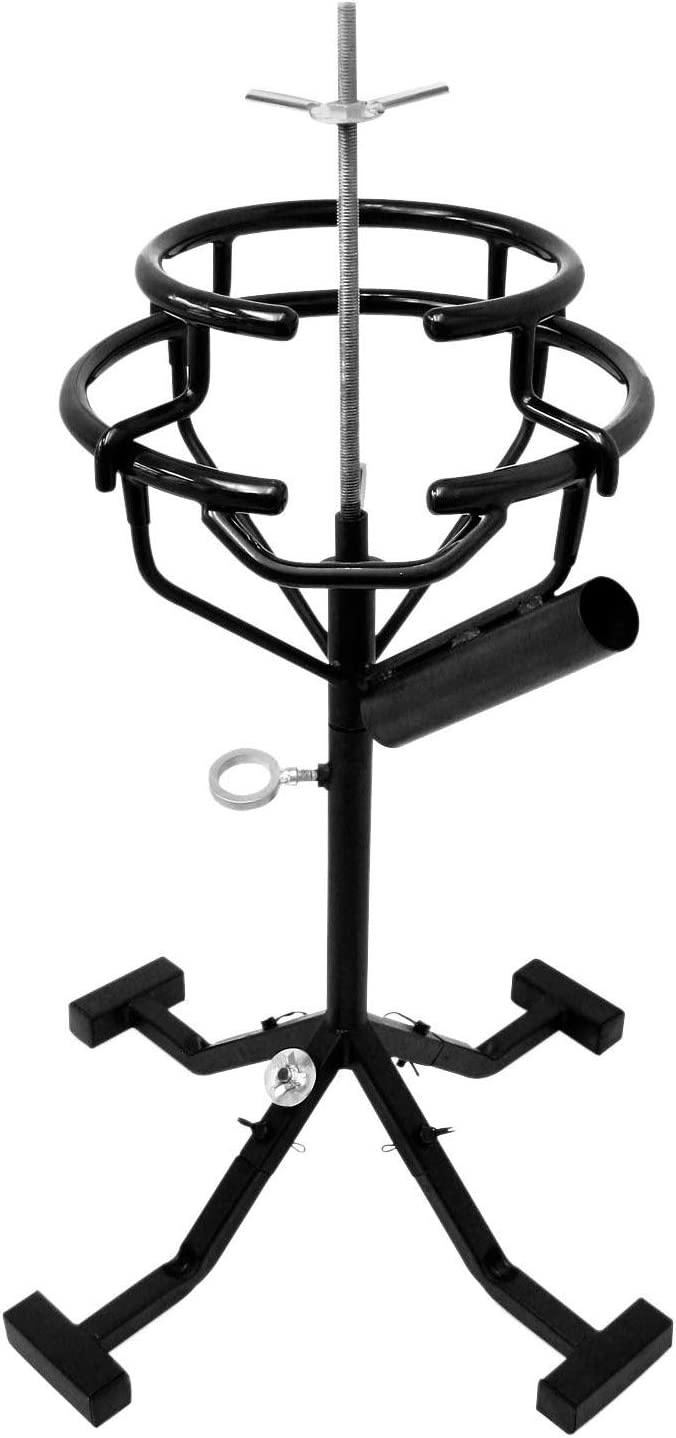 MSR HP HP Tire Changing Stand Black