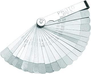 product image for Stanley Proto J000N 22 Blade Step Cut Feeler ga Set
