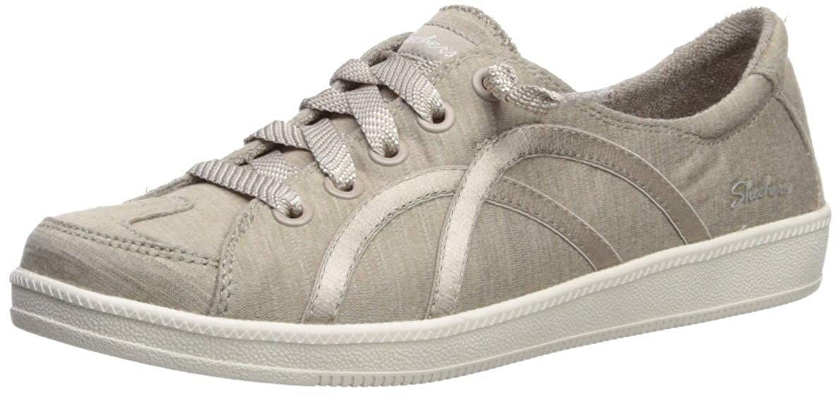 Tpe=taupe Skechers Madison Ave-Take A Walk, paniers Femme