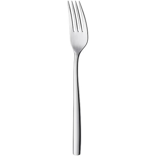 Tenedores de Postre Apto para lavavajillas cucharas Cuchillos /Cuberter/ía de 60/Piezas para 12/Personas:/Tenedores Material Cromargan Acero Inoxidable Pulido WMF Palma/ cucharillas de caf/é