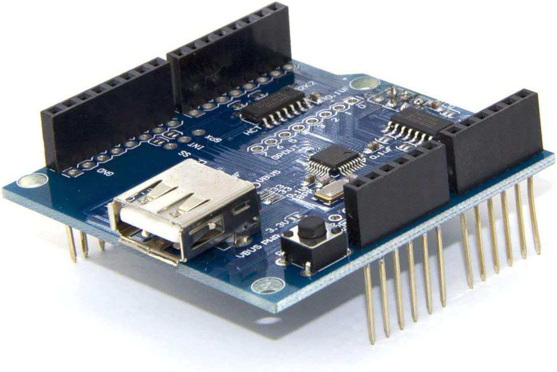 USB Host Shield Support Google Android ADK /& UNO MEGA Duemilanove 2560 Arduino
