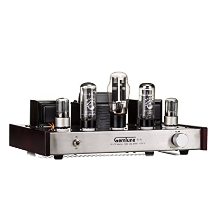 Review GemTune BL-02 Class A Integrated tube amplifier with tube 5Z3PX1,EL34-BX2,6N9PX2 Tube